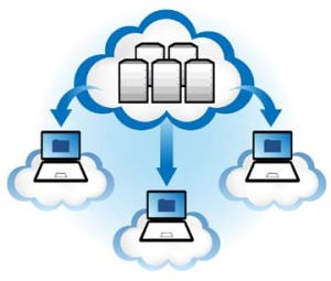 Virtualization makes your operating system, applications and data independent of a single physical machine.